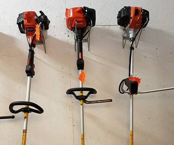 Strimmers